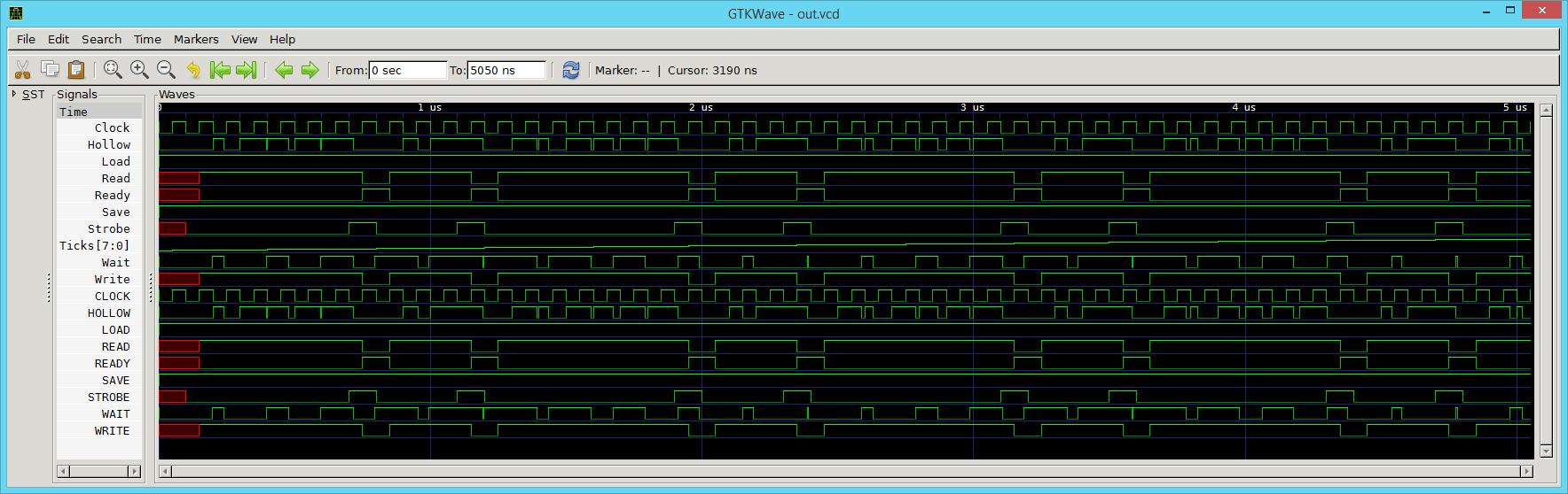 Контроллер шины данных - Диаграмма | ❌80: Тёплый ламповый