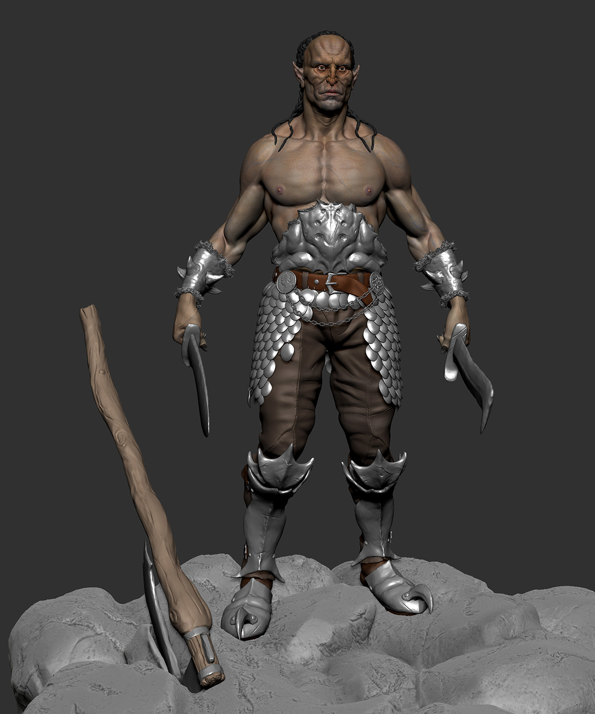 ORC | 3D Character artist