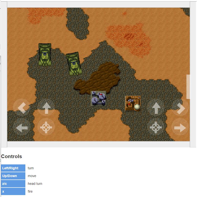 tanks screenshot | Симулятор Тирана, Hammerfight 2 и неправильный Sonic | В разработке #125
