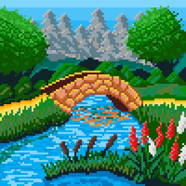 Painting6 | 2D Pixel Artist