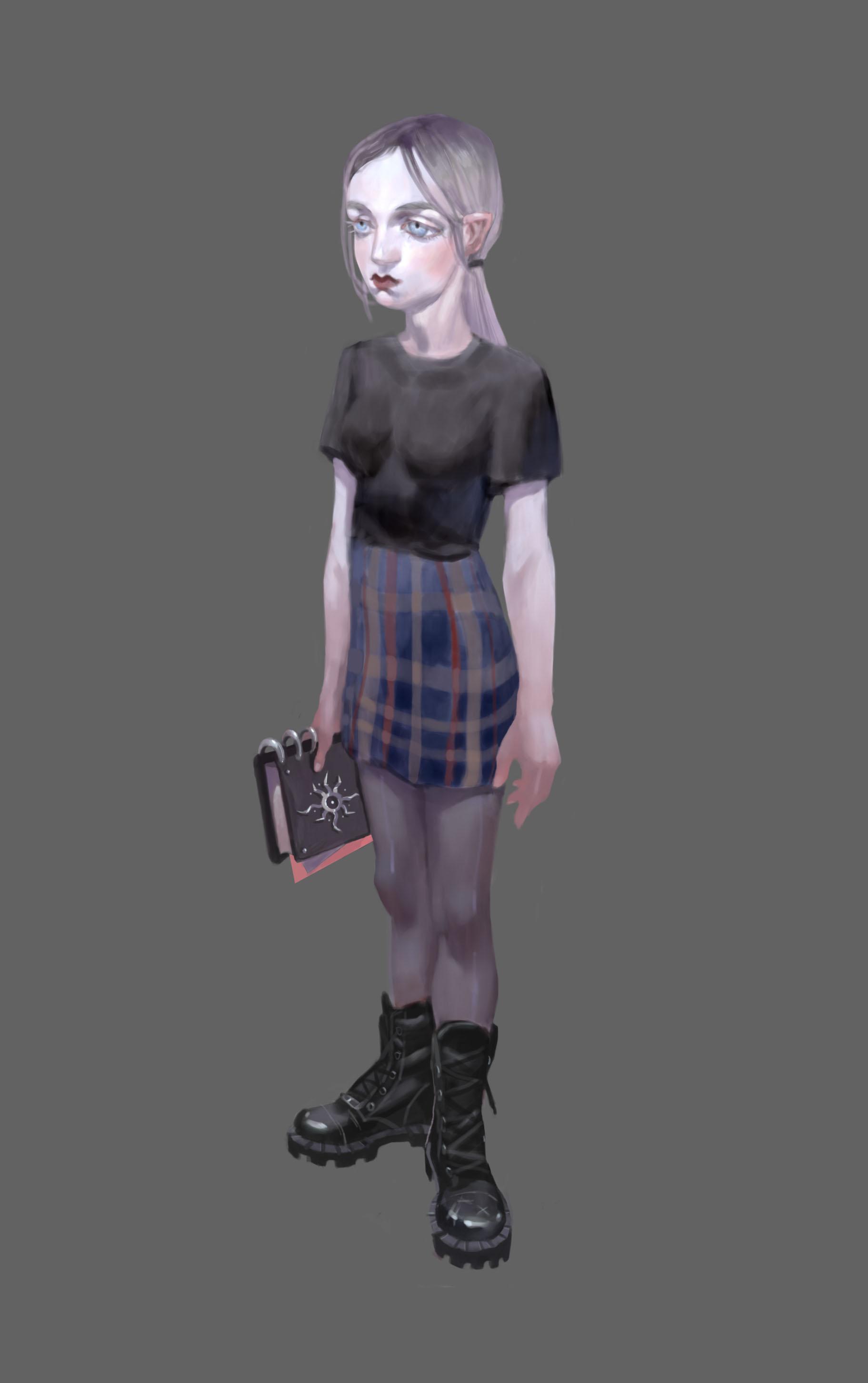 yana   2D-художник ищет фриланс!:)