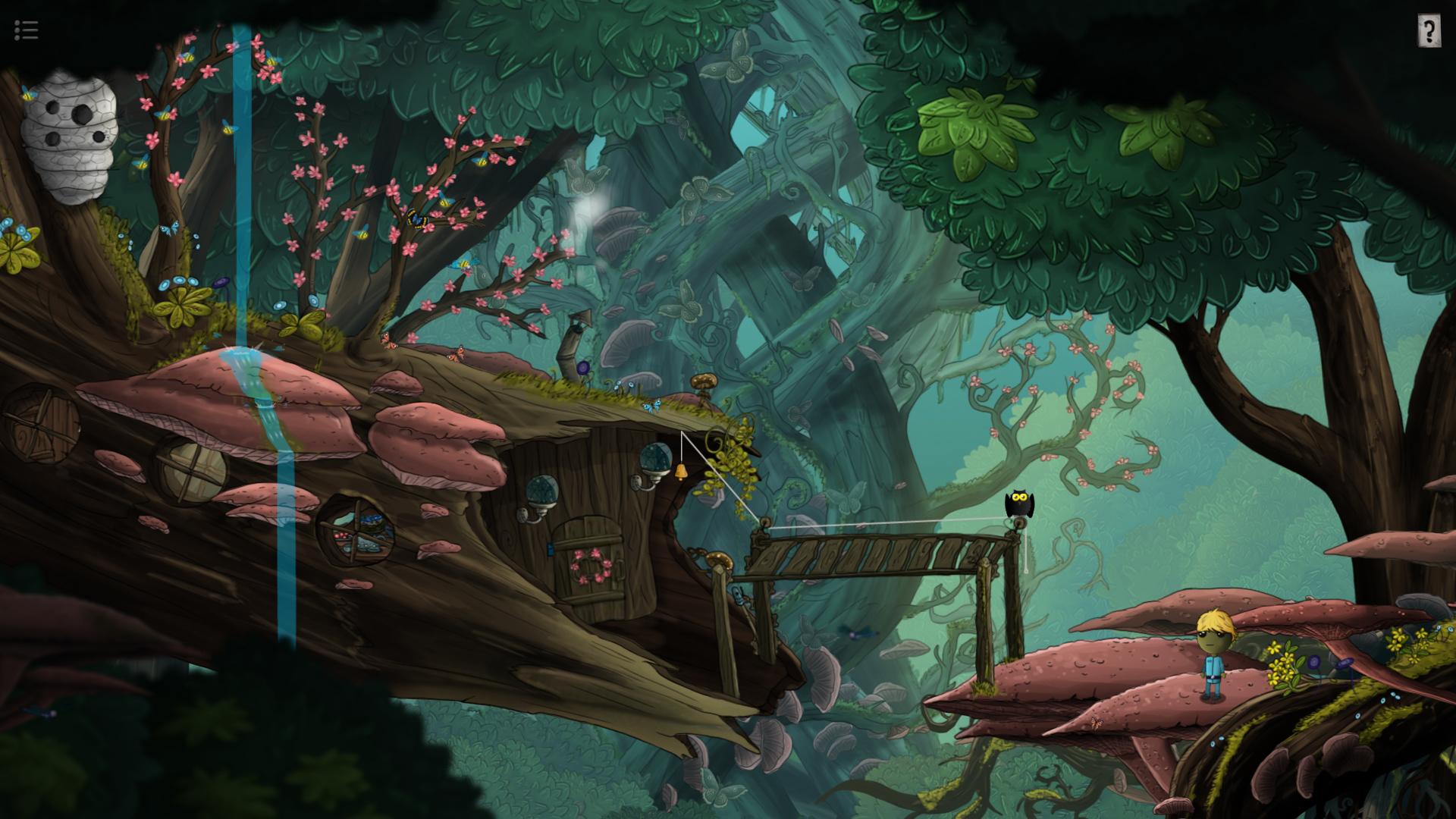Shapik: the moon quest - screenshot #1 | Shapik: the moon quest[релиз]