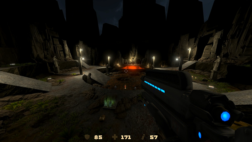 Monument Screenshot 2 | Monument [Oldschool FPS]
