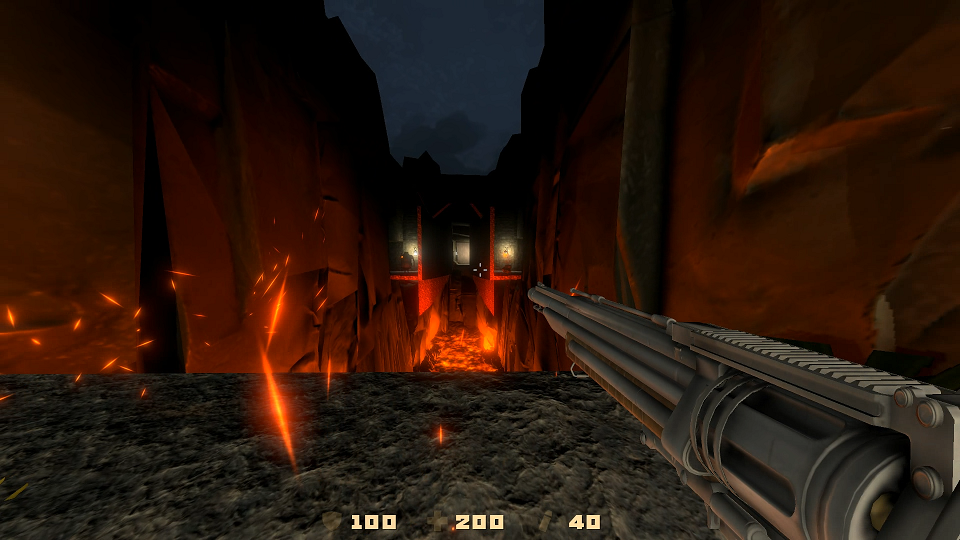 Monument Screenshot 3 | Monument [Oldschool FPS]