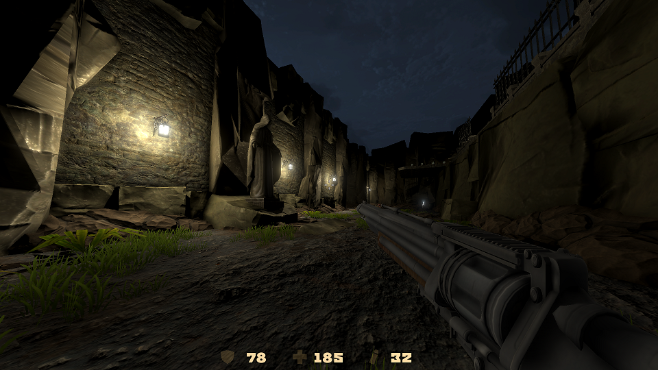 Monument Screenshot 4 | Monument [Oldschool FPS]