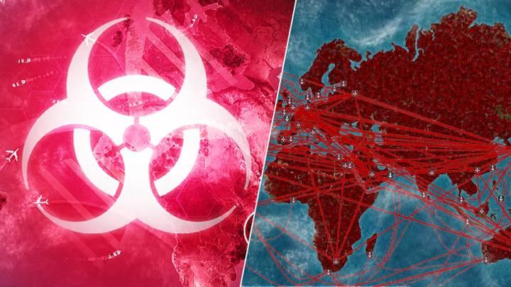thumbnail | Plague Inc — игра-симуляция вирусных вспышек — «ненаучная модель» для вспышки коронавируса.