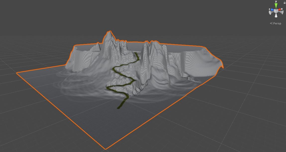 террейн | Unity3D : стоит ли заменять terrain на меш?