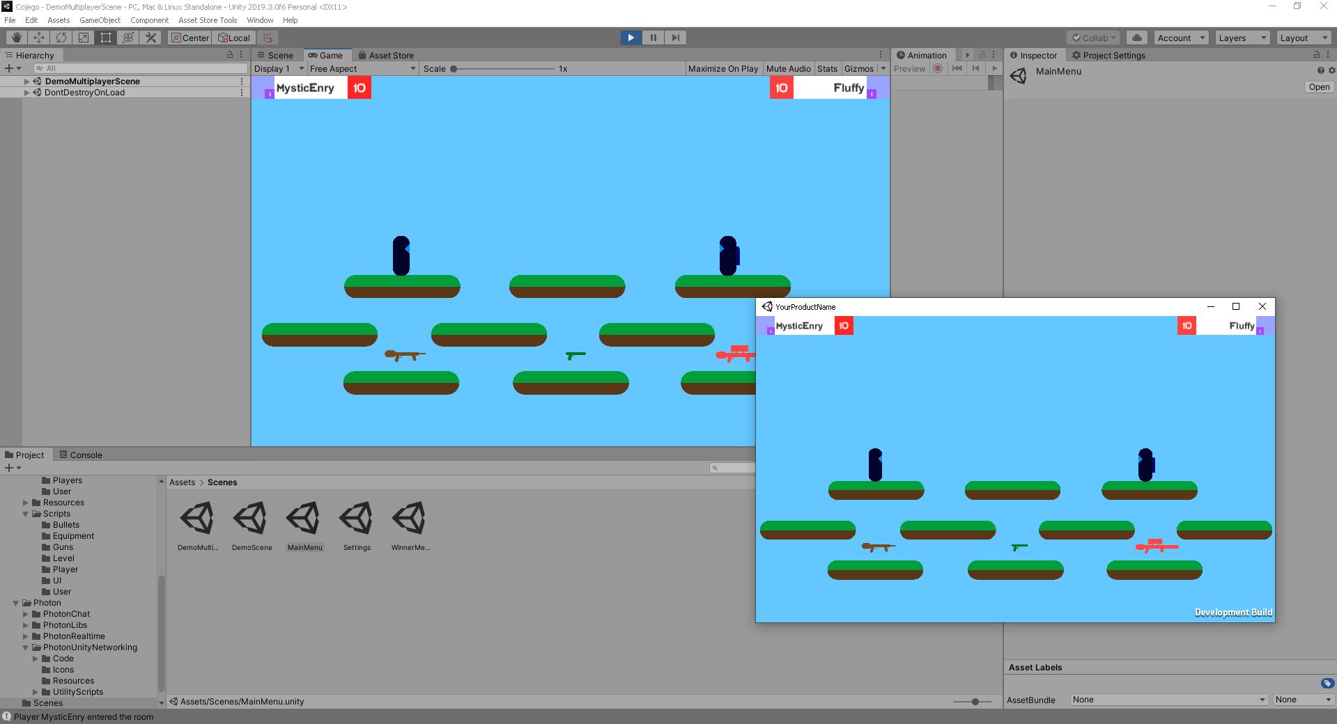Screenshot_6   Нужен художник по векторной графике и пара человек, которые шарят в Untiy и знакомы с PUN