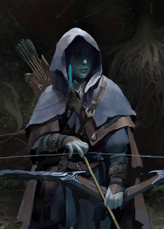 Ranger | 2d-художник