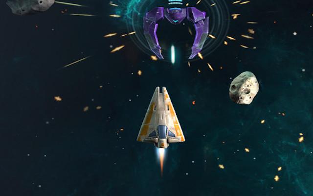 SpaceShooter1   2D-Artist ( векторная графика )