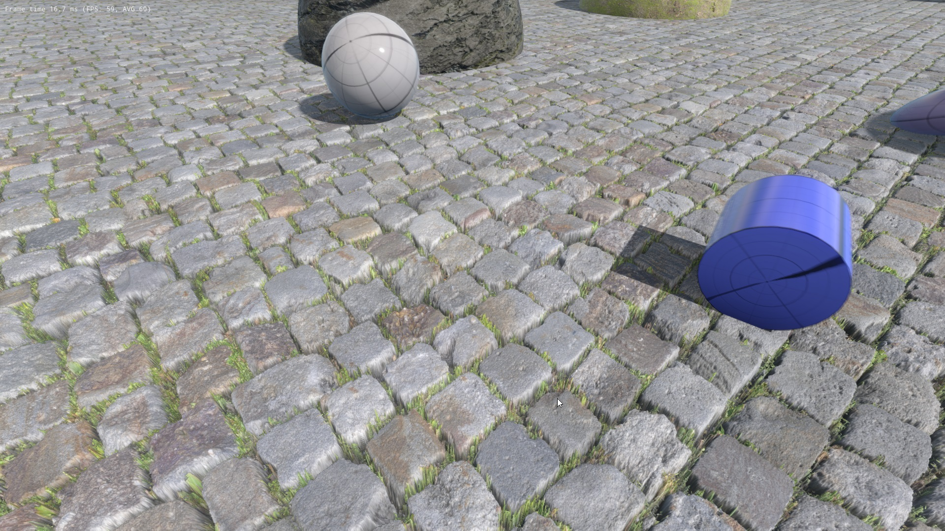 Angie Engine Parallax Mapping | Angie Engine