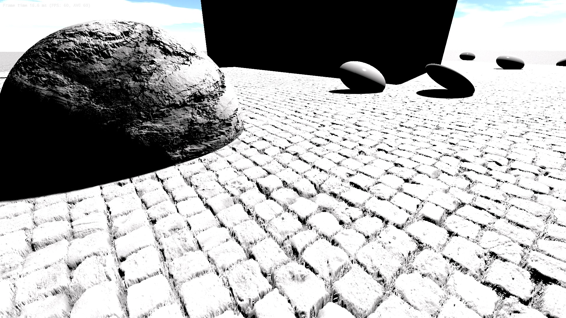 Angie Engine Parallax Mapping (Directional Light) | Angie Engine