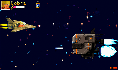 s4 | Space Cobra RetPixMod
