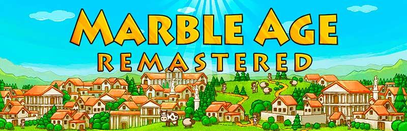 header | Работа над созданием Marble Age: Remastered! - Доступна демо-версия в Steam.