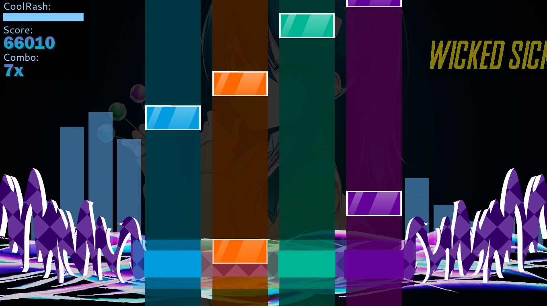 s   Insane Beats - Ритмичная игра с онлайн Leaderboards