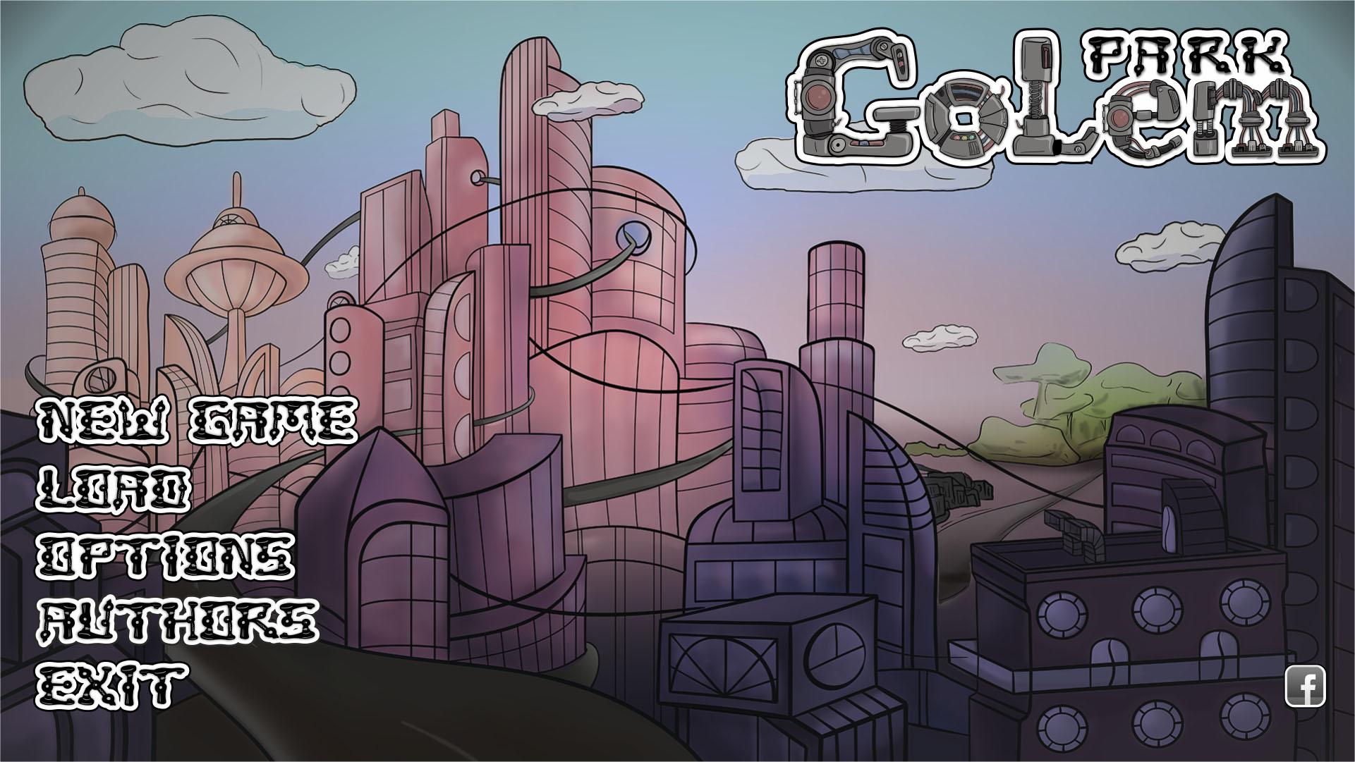 main_menu | GolemPark Demo
