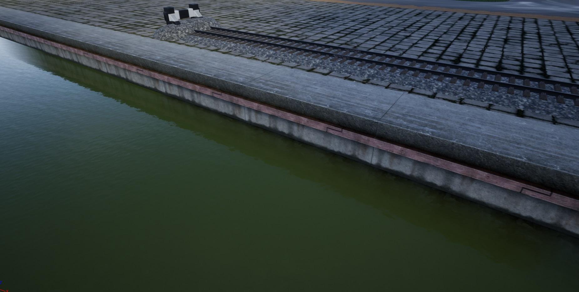 piers | Waterbornе Tycoon (открыт рекрутинг)
