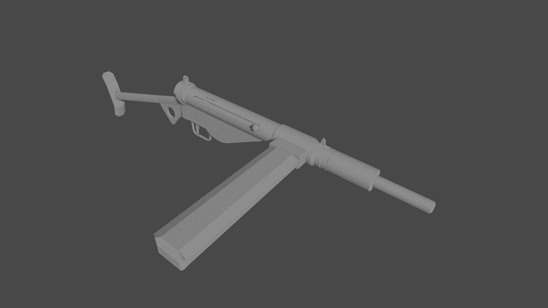 5 | Зацените мой SPAS-12 Shotgun и Sten Mk2