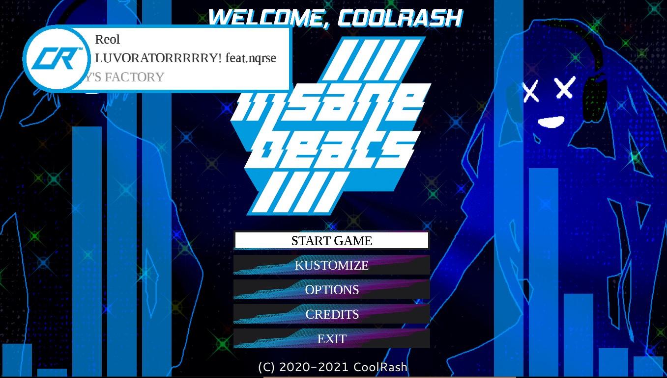 Screenshot_3 | Insane Beats - Большое обновление 2.0