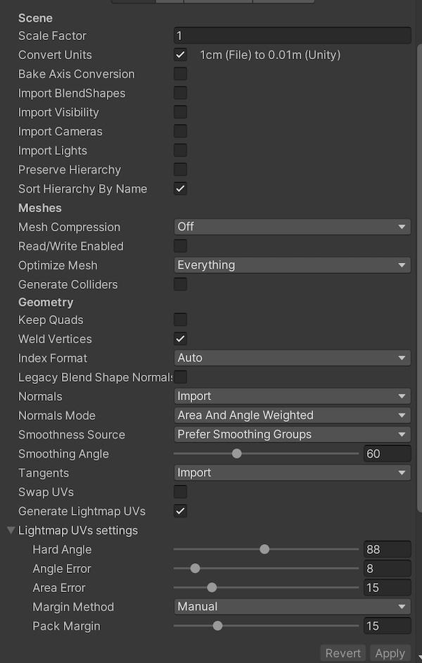 - | Рендер lightmap coords в текстуру на Unity