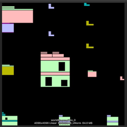 00 | Рендер lightmap coords в текстуру на Unity
