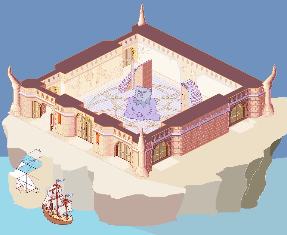 храм   Точкорасставителя-цифрохудожника уголок