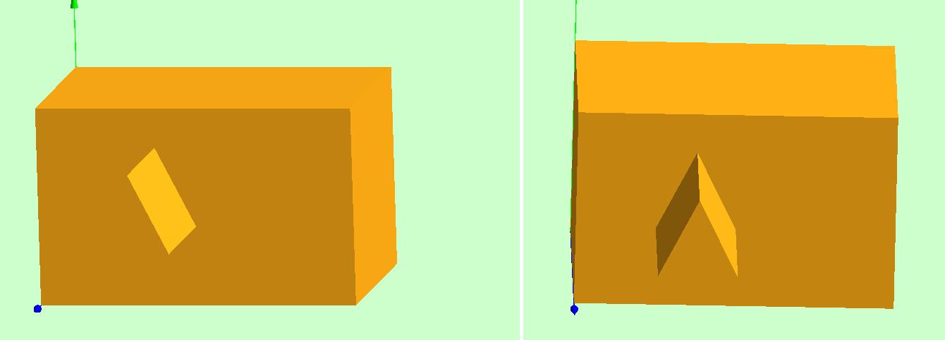 1 | Улучшить отображение плоских поверхностей