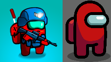 icon_v15128128 | Zombie Among Space [android]