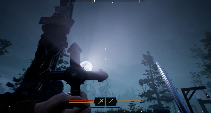 Redemption of the Damned, Holy Cross | Redemption of the Damned (PC, хоррор, 4 кв. 2021)