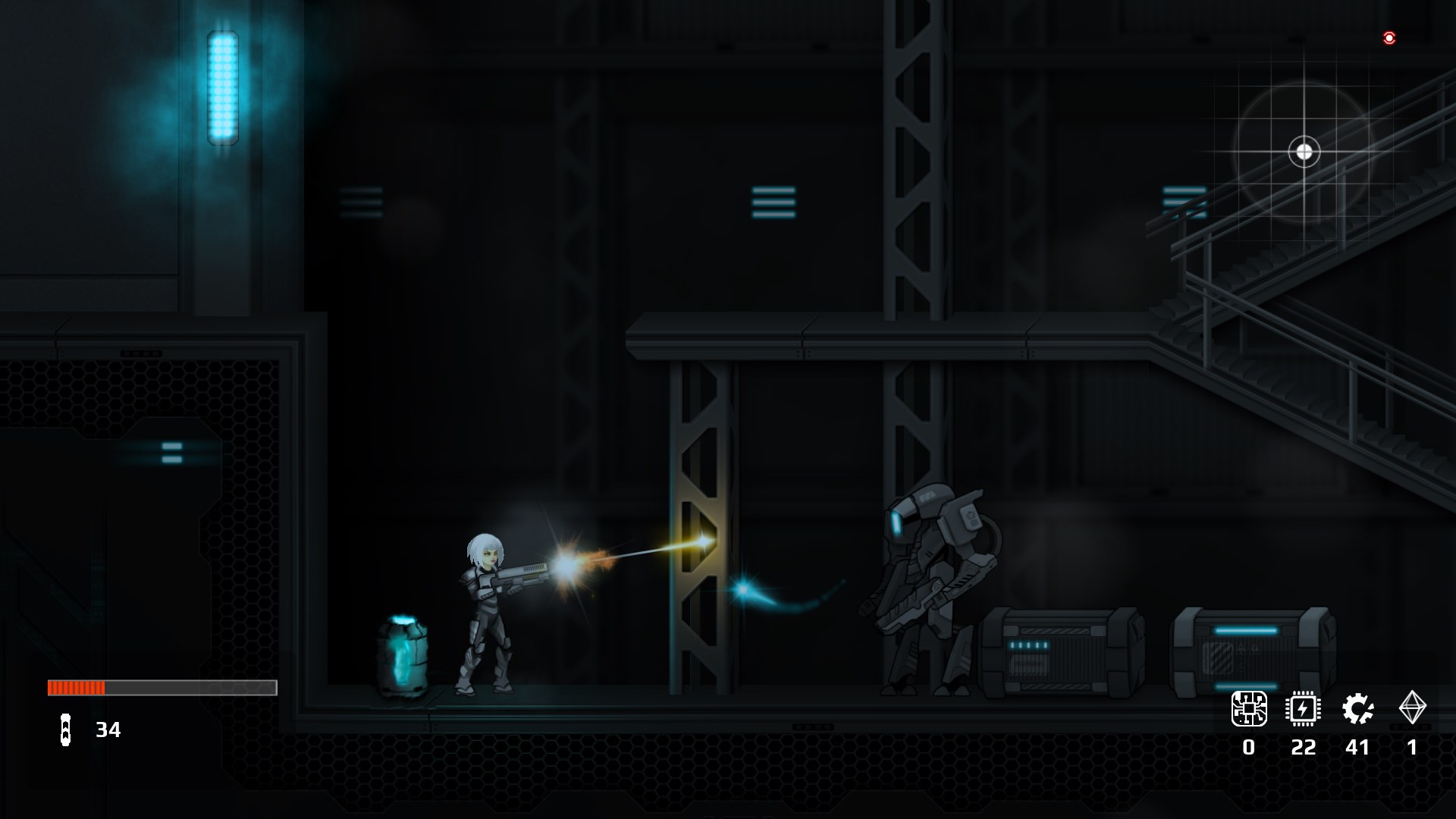 Smelted Kin: Inhuman Impact #5 | Smelted Kin: Inhuman Impact [экшен-платформер]