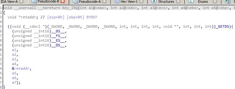 s   Дизассемблер IDA Pro 7.5 для восстановления исходного кода игры (C/C++)