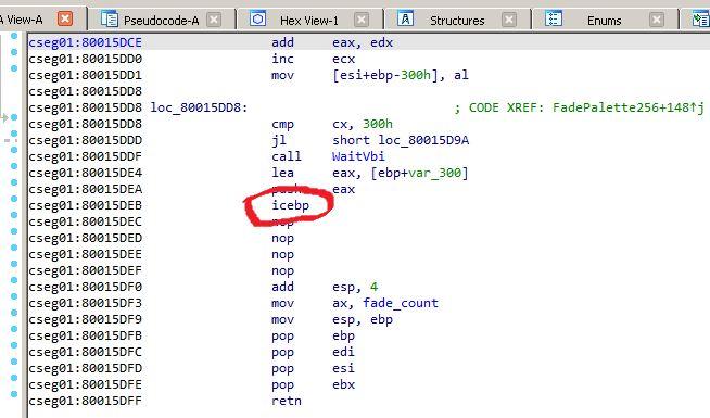 Clipboard02 | Дизассемблер IDA Pro 7.5 для восстановления исходного кода игры (C/C++)