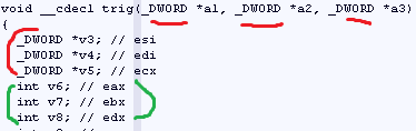 222   Дизассемблер IDA Pro 7.5 для восстановления исходного кода игры (C/C++)