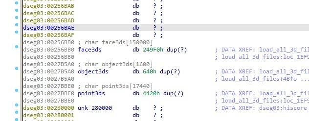 3 | Дизассемблер IDA Pro 7.5 для восстановления исходного кода игры (C/C++)