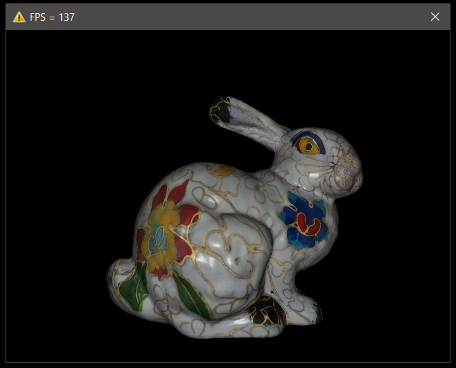 Software Rendered Bunny Phong | ::3D Software rendering contest [finished]::