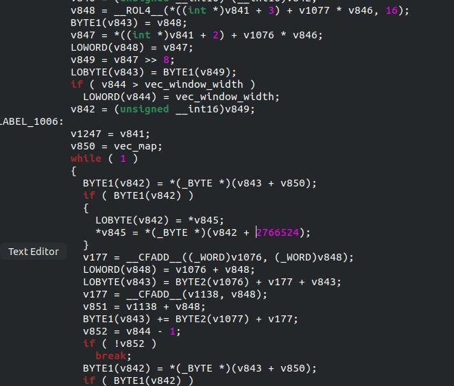 2 | Дизассемблер IDA Pro 7.5 для восстановления исходного кода игры (C/C++)
