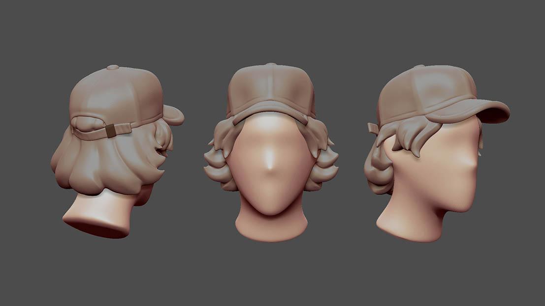 cap_1 | 3D Artist / Character Artist