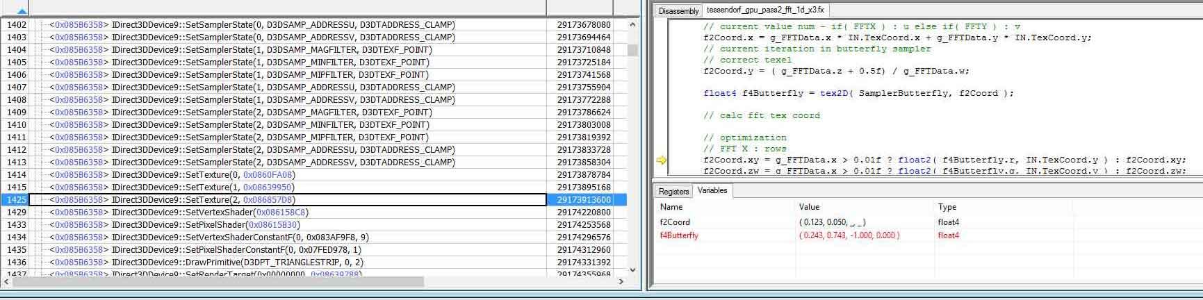 1_uv   [D3D9] Проблема с Vertex Shader Texture