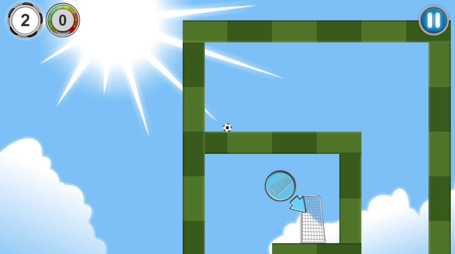 ic2 | Maze football