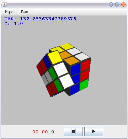 Скриншот игры JKube