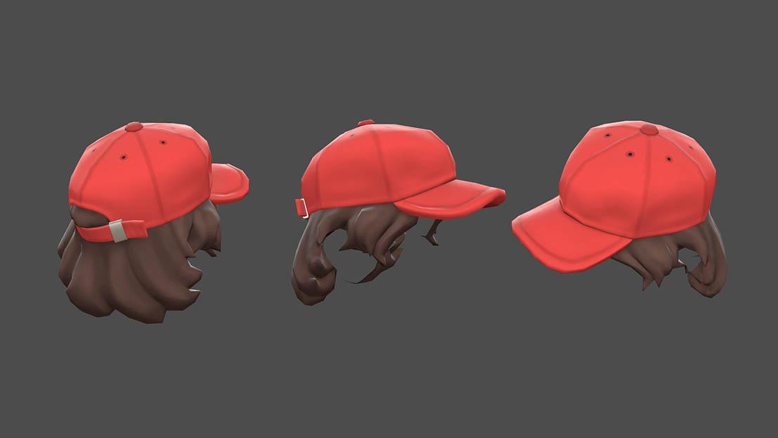 cap_2 | 3D Artist / Character Artist