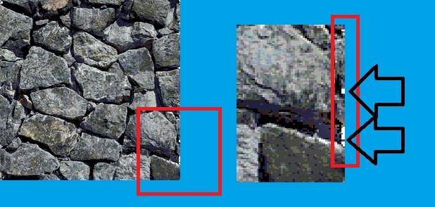 ошибка | Seamless Texture (Бесшовные текстуры) + shadow/highlight (Выравнивание яркости участков изображения)