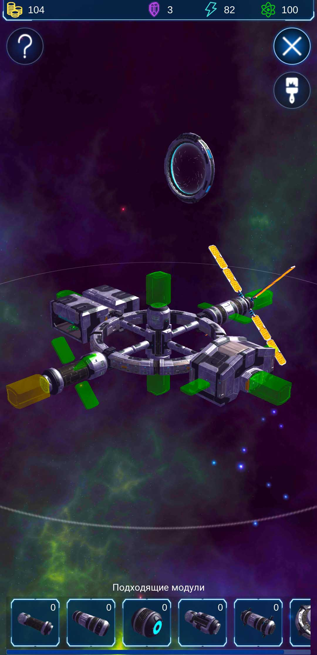 Space miner 2 | Space miner добываем ресурсы из астероидов и строим космическую станцию