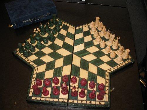 3-way Chess