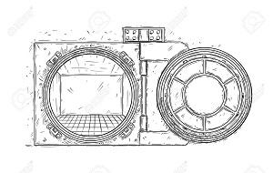 300_116377500-cartoon-doodle-drawing-illustration-of-open-empty-vault-door-business-concept-of-crisis-or-bankrupt- | Приглашаем единомышленников и ищем: художника (sci-fi), программиста (JavaScript + Dart)