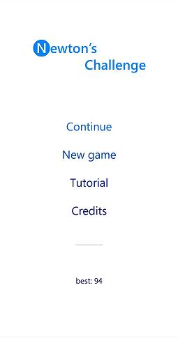 332   [Android 5.0 +][Puzzle] Newton's Challenge