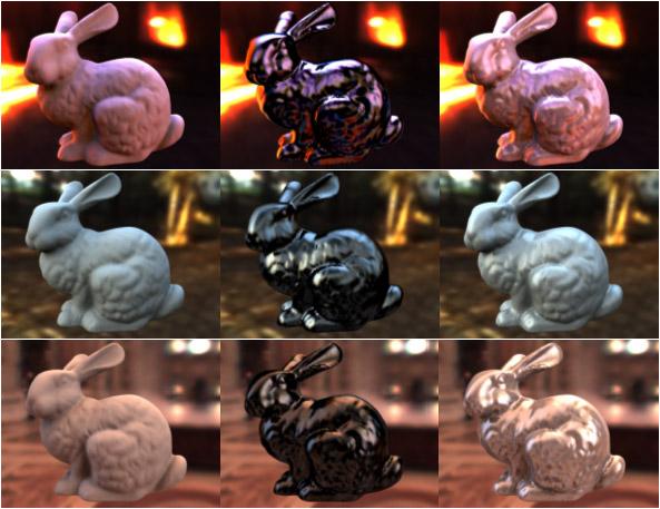 BRDF Hazen | Детали использования сферических функций для интерактивного рендеринга.