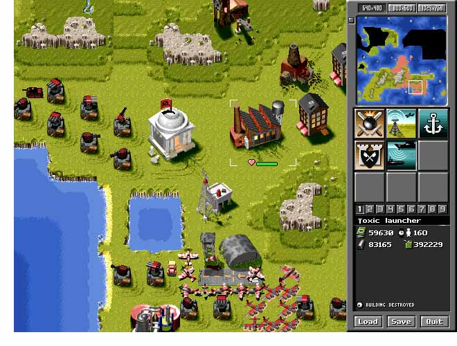 1 | BALION время войны (ChaosTANK)