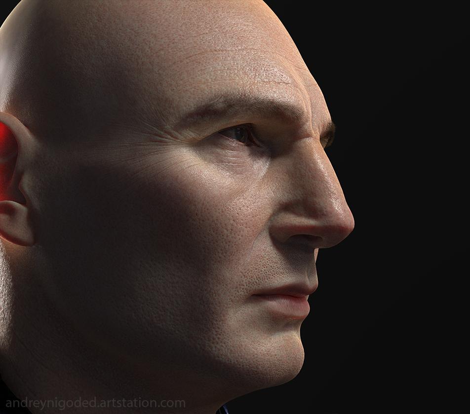 3a_1mb | 3d Heads, Props Artist. Realistiс, Render 2D.