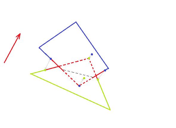 3d clipping | Физика «на пальцах»: Обнаружение столкновений для выпуклых геометрий